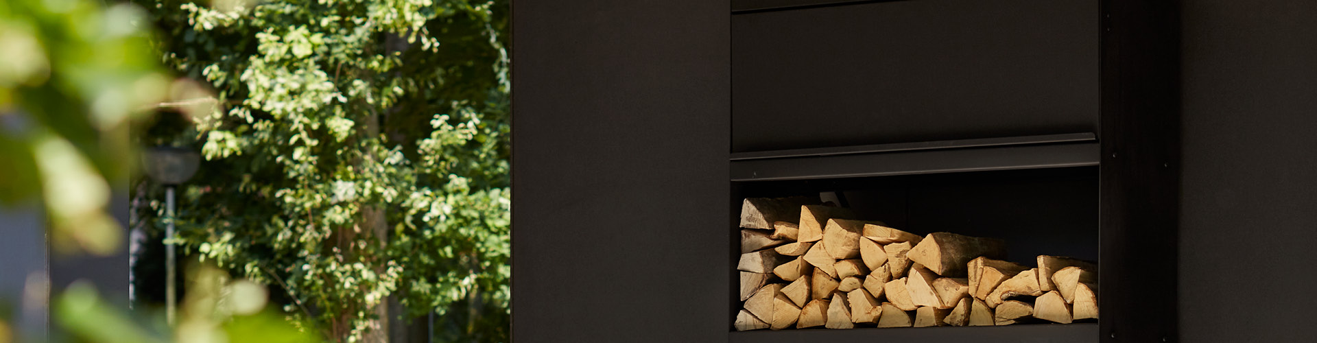 OFYR Wood Storages