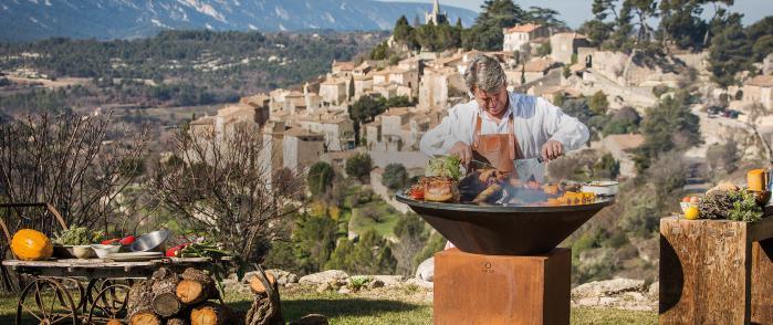 Kochen im Freien: Der Trend ist da und bleibt