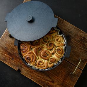 Pesto Bruchbrot